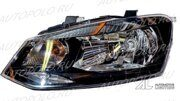 Фара левая VW Polo Sedan Automotive Lighting ALRU676512101