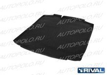 Коврик в багажник VW Polo Liftback RIVAL 15102002